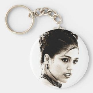Latina Keychain