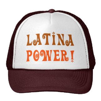 Latina Power! Mesh Hat