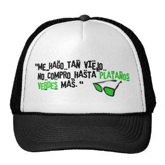 Latino Cap Trucker Hat