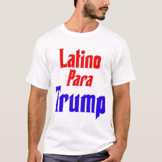 Latino Para Trump T-Shirt