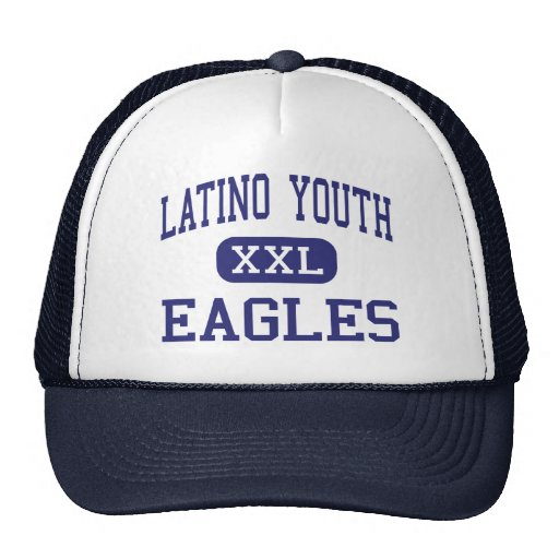 Latino Youth - Eagles - Alternative - Chicago Mesh Hat
