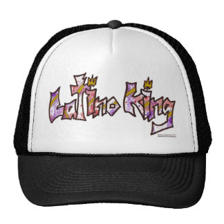 LatinoKing Trucker Hat
