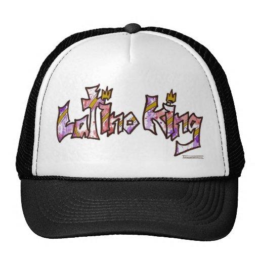 LatinoKing Trucker Hats