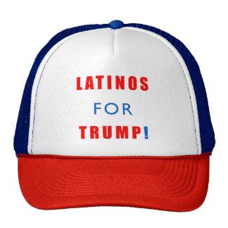 Latinos for Donald Trump Cap