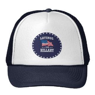 LATINOS FOR HILLARY CAP
