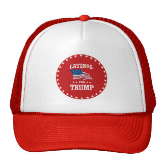 LATINOS FOR TRUMP CAP