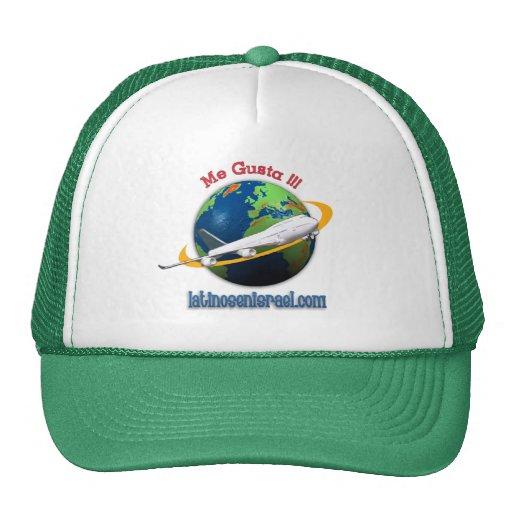 Latinos Mesh Hats