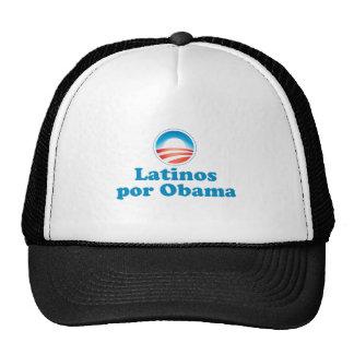 Latinos por Obama Cap