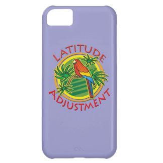 Latitude Adjustment parrot iPhone 5C Case