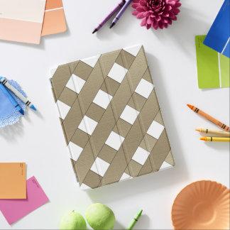 Lattice Fence iPad Cover