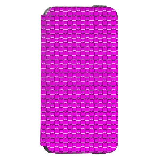 Lattice Screen Design Incipio Watson™ iPhone 6 Wallet