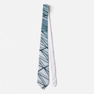 Lattice shell tie