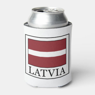 Latvia Can Cooler