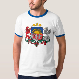 latvia emblem T-Shirt