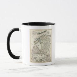 Latvia, Estonia Mug