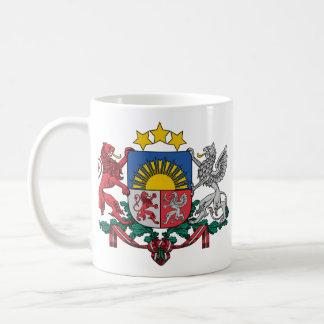Latvia, Latvia Coffee Mug