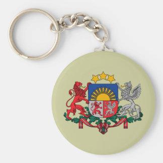Latvia, Latvia Key Ring