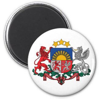 Latvia, Latvia Magnet
