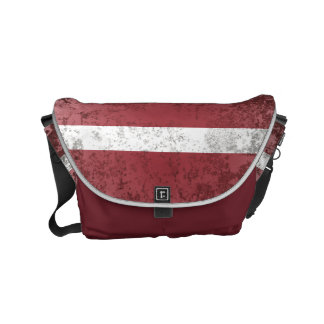 Latvia Messenger Bags