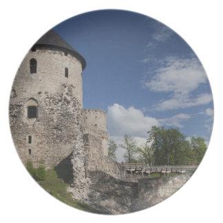 Latvia, Northeastern Latvia, Vidzeme Region, 3 Plate