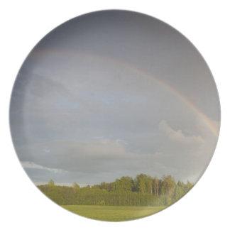 Latvia, Northeastern Latvia, Vidzeme Region, 5 Plate