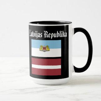 LATVIA- Riga Coffee Mug