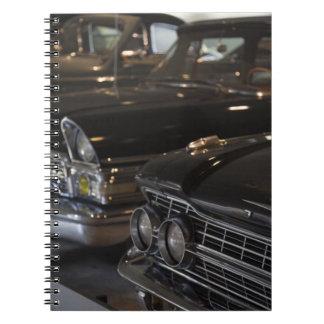 Latvia, Riga, Riga Motor Museum, cars of the Notebooks