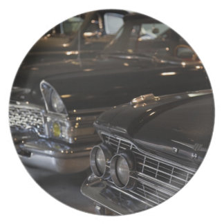 Latvia, Riga, Riga Motor Museum, cars of the Plate