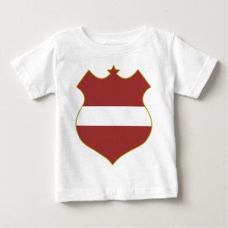 Latvia-shield.png Baby T-Shirt