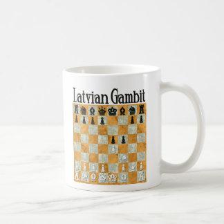 Latvian Gambit Coffee Mug