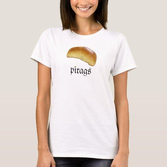 Latvian pirags t-shirt