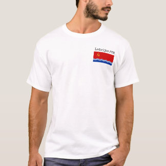 Latvian SSR T-Shirt