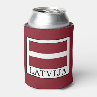 Latvija Can Cooler