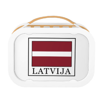 Latvija Lunch Box