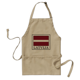 Latvija Standard Apron