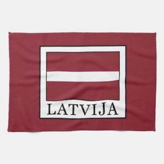 Latvija Tea Towel