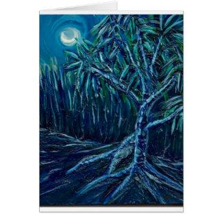 Lau Hala Tree Card