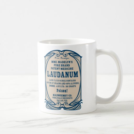 Laudanum Mug
