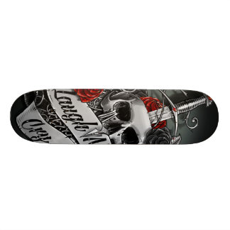 Laugh Now - Cry Later Skateboards