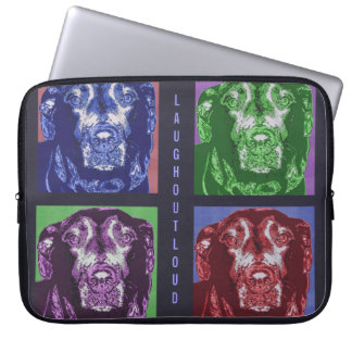 Laugh Out Loud Electronics Sleeve Laptop Sleeves