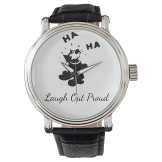 Laugh Out Proud Watch