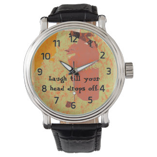 Laugh Till Your Head Drops Off Surreal Watch