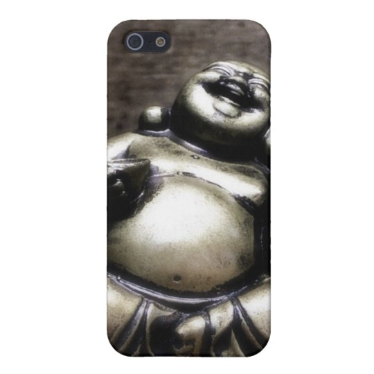 Laughing Buddah Case For The iPhone 5