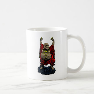 Laughing Buddha (4 color) Coffee Mug