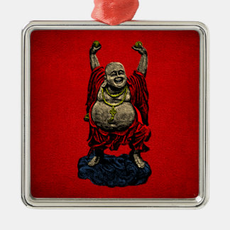 Laughing Buddha 4 color Ornaments