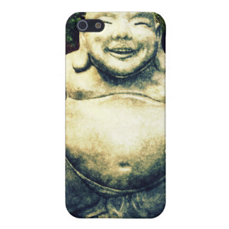 Laughing Buddha iPhone 5 Cases