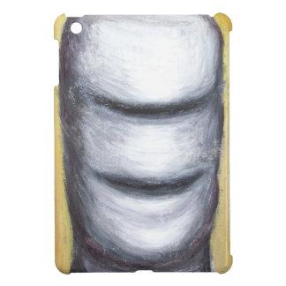 Laughing Cyclops surrealism monster portrait iPad Mini Case