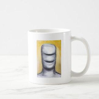 Laughing Cyclops surrealism monster portrait Mugs