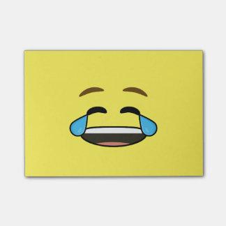 Laughing Emoji Post-it Notes