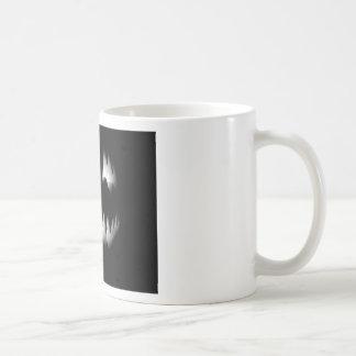 Laughing Jack O' Lantern by Bob Markin Basic White Mug